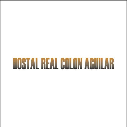 Logo de Hostal+Real+Col%c3%b3n+Aguilar