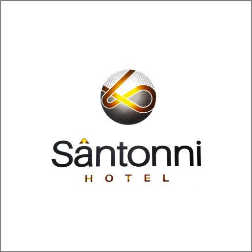 Logo de Hotel+Santonni