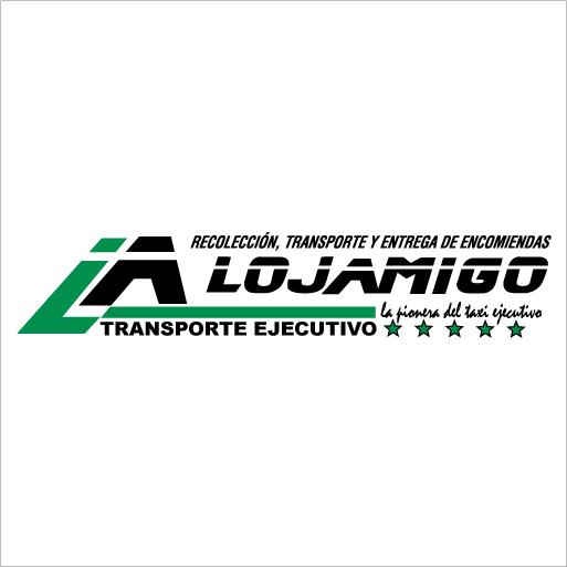 Logo de Taxi+Ejecutivo+Lojamigo