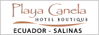 Logo de Playa+Canela+Hotel+Boutique