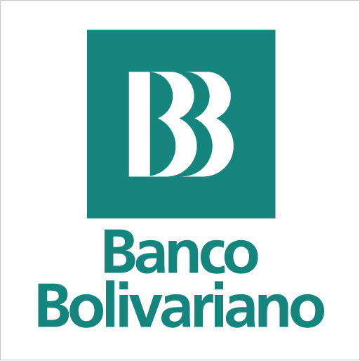 Logo de Banco Bolivariano