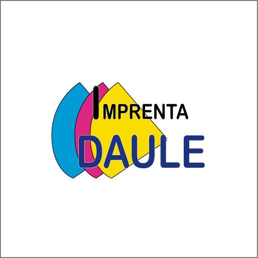Logo de Imprenta+Daule